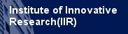 Institute of Innovative Research