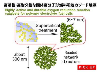 Highly active and durable oxygen reduction reaction catalysts for polymer electrolyte fuel cells ~ Carbon-free, connected nanoparticle catalysts possessing a porous, hollow structure ~