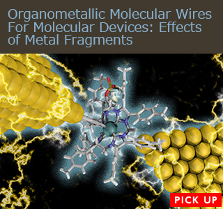 Organometallic Molecular Wires For Molecular Devices: Effects of Metal Fragments
