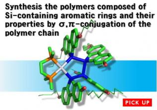 """Synthesis the polymers composed of Si-containing aromatic rings and their properties by ,<span style=""""font-family: Symbol"""">σ.π</span>-conjugation of the polymer chain"""